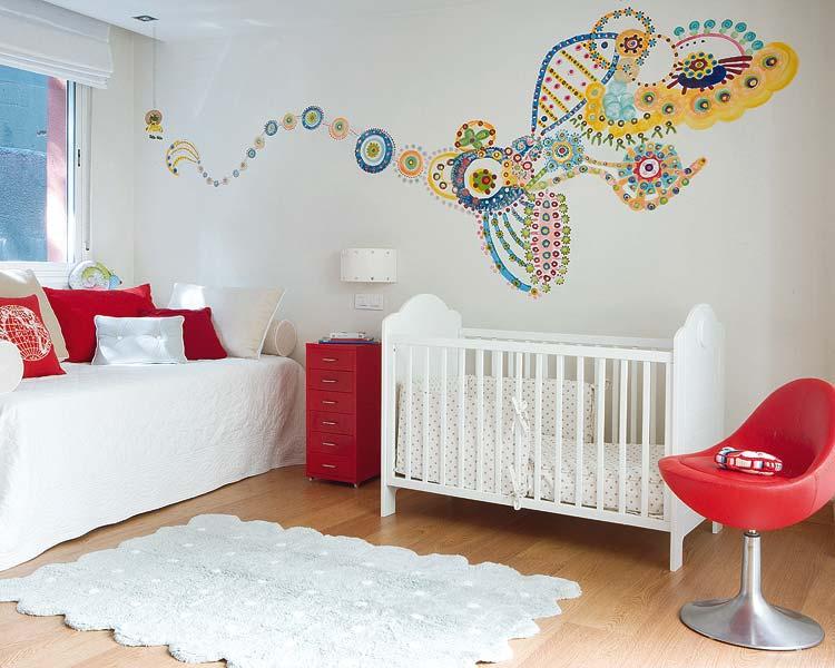 Consejos para decorar la habitación del primer bebe | mueblesbricomania