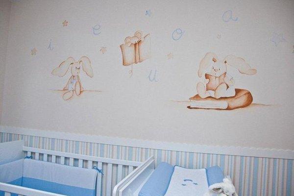 Consejos para decorar la habitaci n del primer bebe - Ideas para pintar una habitacion de nino ...
